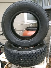 Studless Snow Tires