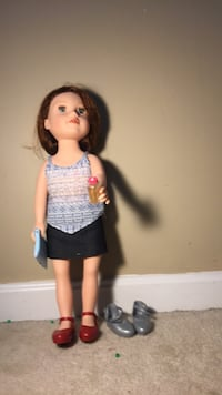 Journey doll with Extra pair of shoes Leesburg, 20176