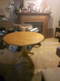 Gently used kitchen table.  716 km