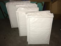 "25 Sealed Air TuffGuard Extreme Cushioned Mailers - Bubble - #5 - 10 1/2"" Width x 16"" Length - Peel & Seal  Las Vegas, 89141"