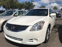 2012 NISSAN ALTIMA, 199 COULD GET YOU ON THE ROAD TODAY!!! Pinellas Park