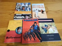 5 paperbacks about Hindi/Bollywood film industry Toronto, M1E 4A2