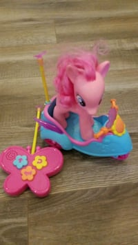 My little pony remote control scooter Red Deer, T4R 0H8
