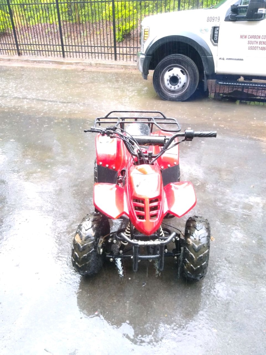 Photo 110 Tao Tao 4 wheeler sport atv