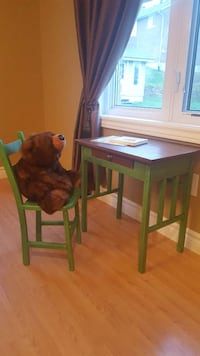 Child's Table and chair Ontario, P3E 6L6