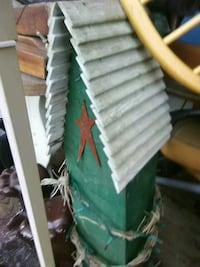 25 or best offer i t is a bird house that Hagerstown
