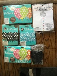 New packaged Balloons!!!