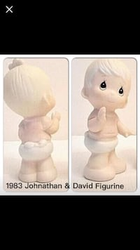 Precious Moments Figurine from 1983 Las Vegas, 89117