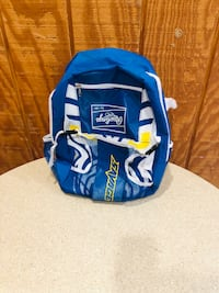 MISPRINT Rawlings Boys Youth Savage Backpack