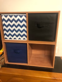 Its a little drawer or cubby space super trendy