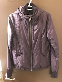 Purple zip-up jacket North Vancouver, V7L 1C7