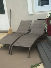 Lounge chairs $25 each Mississauga, L4X 1C9