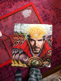AMC SPECIAL MINI PICTIRE/poster for DR STRANGE MOVIE LIMITED RUN RARE I HAVE FOUR LEFT FOR 5.00 each promotional Medford, 02155