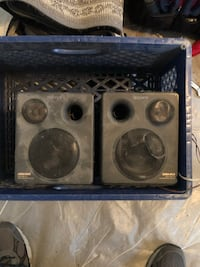 Sony speakers  Los Angeles, 90011