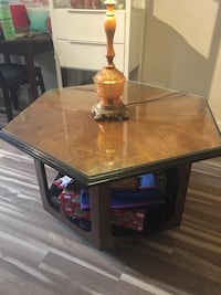 Octagonal Storage Table, Negotiable  Toronto, M9M 2J5