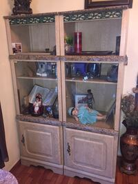 Glass marble cabinet Los Angeles, 90044