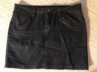 Shorts denim noir Houdan, 78550