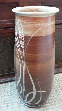 Used Huge Copper Colored Mug Stands 6 5 Tall For Sale