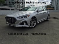 2018 Hyundai Sonata C - Free Lifetime Engine Warranty* No Doc Fees!!! Richmond