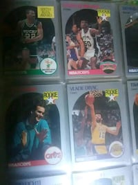 four NBA trading cards St. Louis, 63125