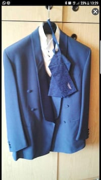 screenshot del blazer blu Rome, 00137