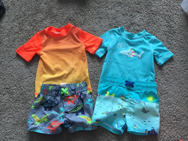 Baby boy Bathing Suit / swimming Trunks 0ab7aa47-ff15-4887-93b3-80c5f087fa00