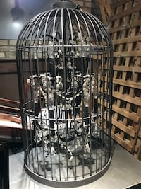 Caged Chandelier  Toronto