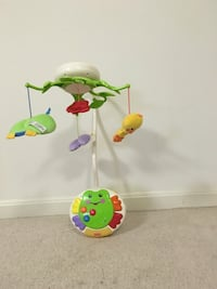 Fisher Price crib toy... With music & light Ashburn, 20147