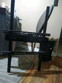 black and gray TV stand Minneapolis, 55412