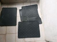 two black-and-gray car mats Laval, H7N 4M2