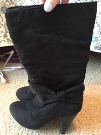 Women's Suede Boots, Size 8 Mount Pleasant, 29464