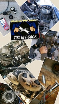 mobile auto repair  Las Vegas