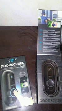 Geeni HD Smart WiFi Doorbell Camera 3152 km