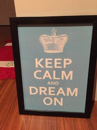 """""""Keep calm"""" picture Barrie"""