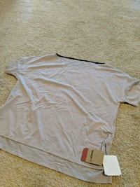 New with tags perforated Reebok shirt  Lorton, 22079