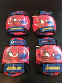 Toddler Spider-Man Bike Pads Frederick, 21704
