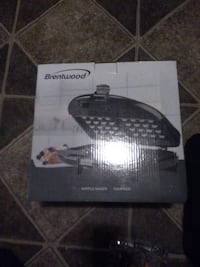 brentwood waffle maker box Chicago, 60640