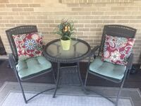 Outdoor Bistro Set (includes everything in picture) Harrisburg, 17109