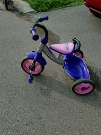 Toddler's girl  trike