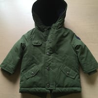 New! Original Marines parka Segrate, 20090