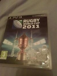 Jeux PS3-RUGBY  Word cup 2011