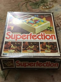 Superfection game