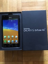 Samsung galaxy s infuse 4g