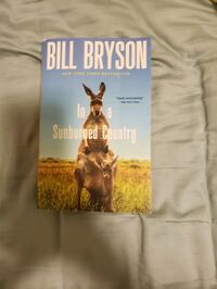 In A Sunburned Country By Bill Bryson  Falls Church, 22043