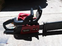 red and black Homelite chainsaw Vancouver, 98662