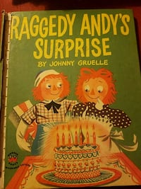 Raggedy Andy surprise Metairie, 70006