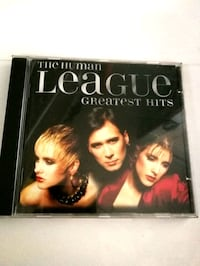The Human League, Greatest Hits.  Alpedrete, 28430