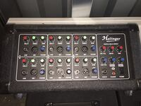 HOLLINGER  PA 130 POWERED 6 CHANNEL MIXER  Strasburg, 22657