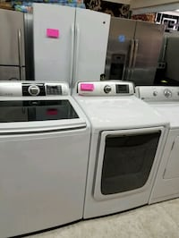 Samsung set washer and dryer good condition 3mth w