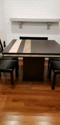 Dining table with storage  West Springfield, 22152